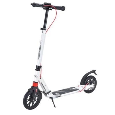 Самокат TT City scooter Disk Brake white 1/2