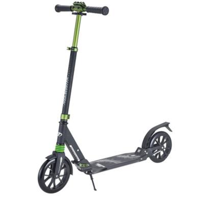 Самокат для взрослых City scooter black 1/2