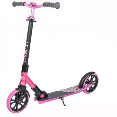 Самокат с большими колесами TT COMFORT 210R pink