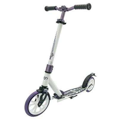 Самокат для взрослых ТТ 210 jogger бело-фиолетовый