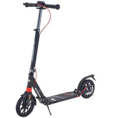 Самокат с большими колесами TT City scooter Disk Brake