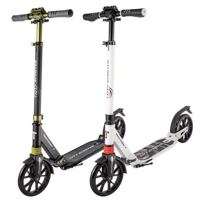 Самокат с большими колесами TT 200 City scooter