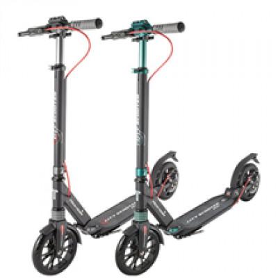 Самокат для взрослых TT 200 City scooter DISC
