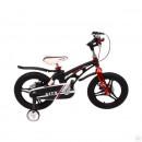 """Детский велосипед Rook 16"""" City черный"""