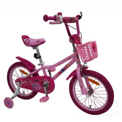 """Детский велосипед BIBITU 18"""" AERO, Розовый"""