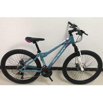 """Горный велосипед Rook 26"""" MS261W, сиреневый/бордовый"""