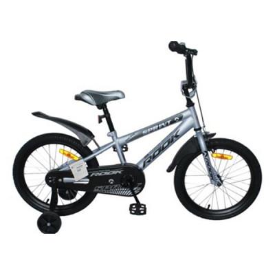 """Детский велосипед 20"""" Sprint серый"""