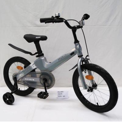 """Детский велосипед Rook 16"""" Hope серебристый"""