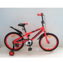 """Детский велосипед Nameless 20"""" SPORT, черный/красный"""