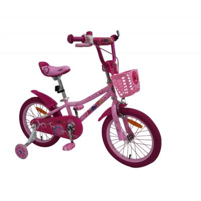 """Детский велосипед BIBITU 20"""" AERO, Розовый"""