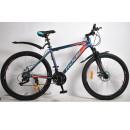 """Горный велосипед Rook 26"""" MА260D, синий/красный"""