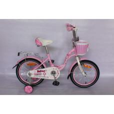"Rook 14"" Belle розовый"