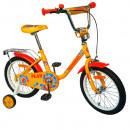 """Детский велосипед Nameless 14"""" PLAY, желтый/оранжевый"""