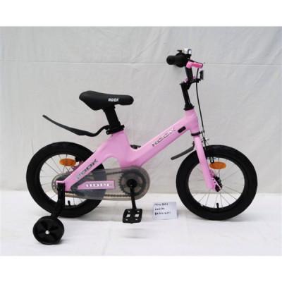 """Детский велосипед Rook 18"""" Hope розовый"""