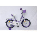 """Детский велосипед Rook 18"""" Belle сиреневый"""