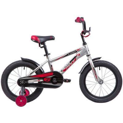 """Детский велосипед NOVATRACK 16"""", LUMEN 2020"""
