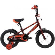 "Детский велосипед NOVATRACK 14"", EXTREME,"