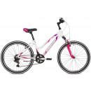 """Подростковый велосипед Stinger 24"""" Laguna 12""""; белый"""