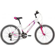 """Велосипед Stinger 24"""" Laguna 12""""; белый"""
