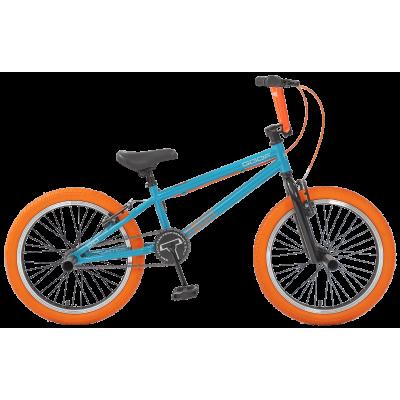 BMX Goof 20 бирюзово-оранжевый