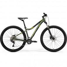 Велосипед Merida Matts 7.80 SilkGreen/Lime 2021