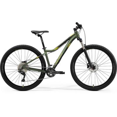 Горный велосипед Merida Matts 7.80 SilkGreen/Lime 2021