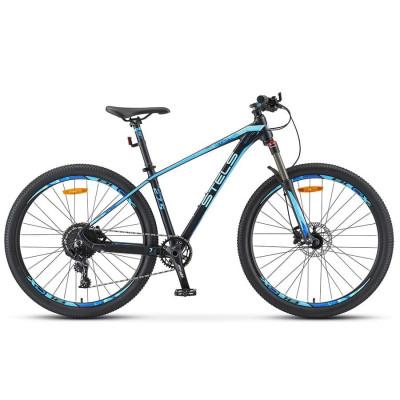 Горный велосипед Stels Navigator 770 D V010 Тёмно-синий 27.5Ø