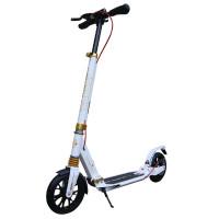 Самокат City scooter Disk Белый1/4