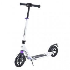 Самокат ТТ City scooter  white 1/2