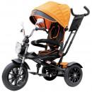 "Lexus trike Moto,12 и 10"" оранжевый 2021"