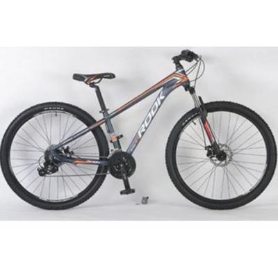 """Горный велосипед Rook 26"""" MА261D, серый/оранжевый"""