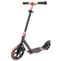 Самокат ТТ 230 jogger серо-розовый 1/2 2021
