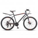Велосипед Stels Navigator 620 D V010 Антрацитовый