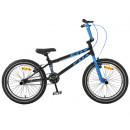 """Велосипед ВМХ  Fox 20"""" черно-синий"""