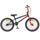 """Велосипед ВМХ Fox 20"""" черно-красный"""
