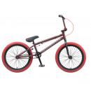 BMX  Grasshoper 20 черно красный