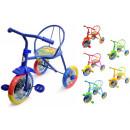 Велосипед 3-х кол. без ручки, широкие колеса EVA