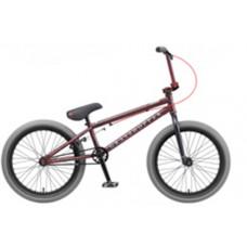 """BMX  Grasshoper 20"""" красно-серый"""