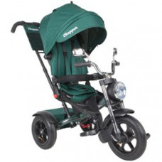 Велосипед CHOPPER 3-х кол. зеленый