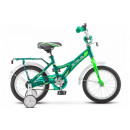"""Детский велосипед Стелс Talisman 16"""" 11"""" Зеленый"""