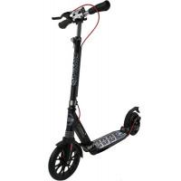 Самокат City scooter Disk черный1/4