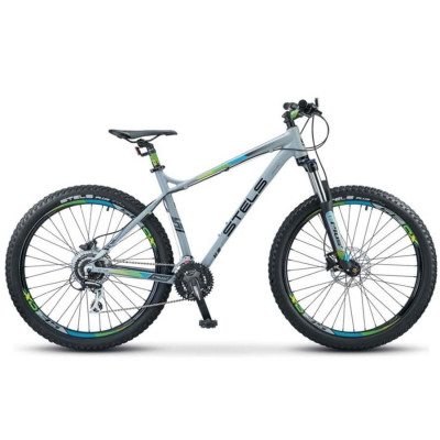 Горный велосипед Stels Adrenalin D 27.5' V010 Серый