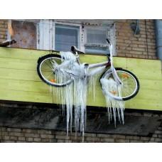 Хранение велосипедов в зимний сезон