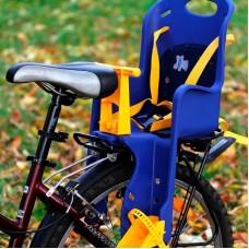 Как выбрать велокресло.