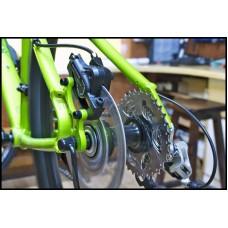 Дисковые тормоза велосипеда: за и против