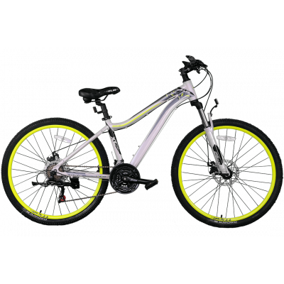 """Горный велосипед Elis 26"""" 17"""" белый"""
