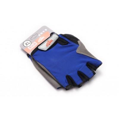 Велоперчатки S002 с короткими пальцами