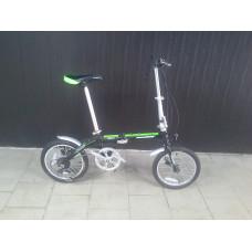 велосипед namelles z1602 складной