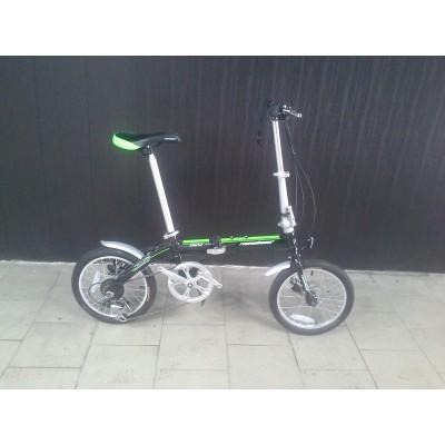 Складной велосипед namelles z1602