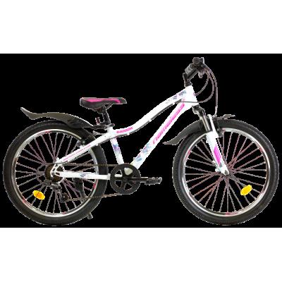 Подростковый велосипед Nameless 24 S4000W